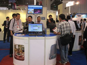 Infrasys's Technology Succeed in HOFEX 2011 – Experiencing Extraordinary Changes